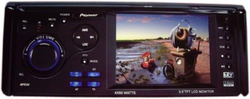 автомагнитола pioneer dvd pm-455 инструкция